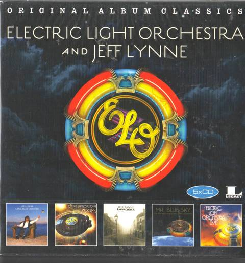 ELO and JEFF LYNNE